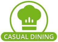 Martin Food Equipment Casual-Dining-Icon-On Home