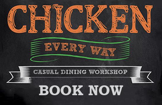 Chicken Every Way Workshop Tile