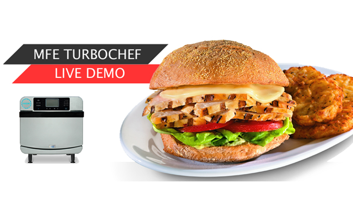 Martin Food Equipment Turbochef-live-demo Turbochef Live Demonstrations Events
