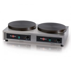 Martin Food Equipment Double-Electric-Crepe-Maker-01-300x300 Krampouz Crepe & Waffle Makers Range