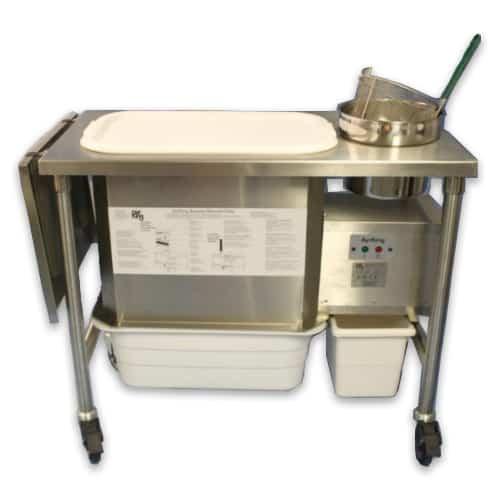 Martin Food Equipment Ayrking-BBS-4221-01 Ayrking Breading Station BBS 4221