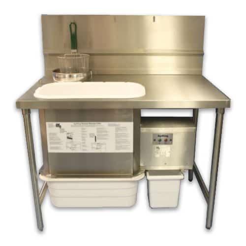 Martin Food Equipment Ayrking-BBS-4830-BPC-01 Ayrking Breading Station BBS 4830 BPC
