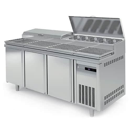 Martin Food Equipment Coreco-Pizza-Chef-Counter-01 Coreco Pizza Chef Counter