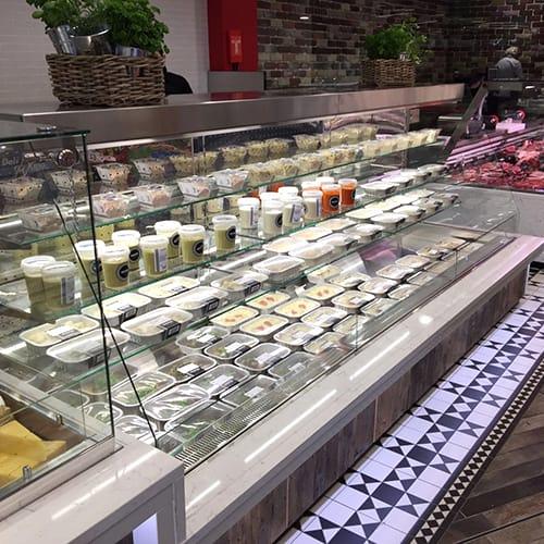 Martin Food Equipment Deli-Kitchen-Cold-Merchandiser-01 Deli Kitchen Cold Food Displays