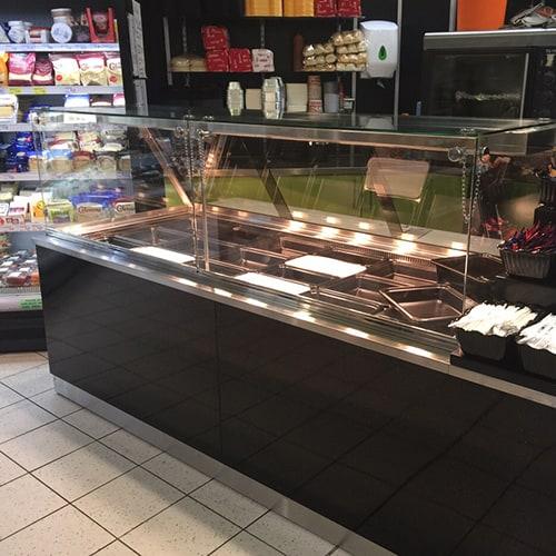 Deli Kitchen Hot Food Displays Martin Food Equipment