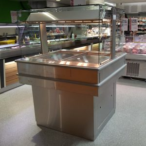 Martin Food Equipment Deli-Kitchen-Island-Merchandiser-01-300x300 Deli Kitchen DK I3 Self Service Island Merchandiser