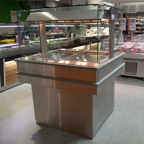 Martin Food Equipment Deli-Kitchen-Island-Merchandiser-01 Deli Kitchen DK I Range