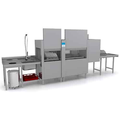 Martin Food Equipment Elettrobar-Niagara-412.1-01 Elettrobar Niagara 412.1
