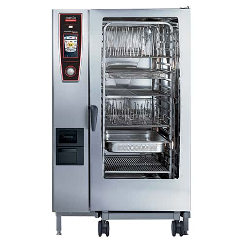 Martin Food Equipment MFE-SCC-5Senses-01 MFE Self Cooking Centre™