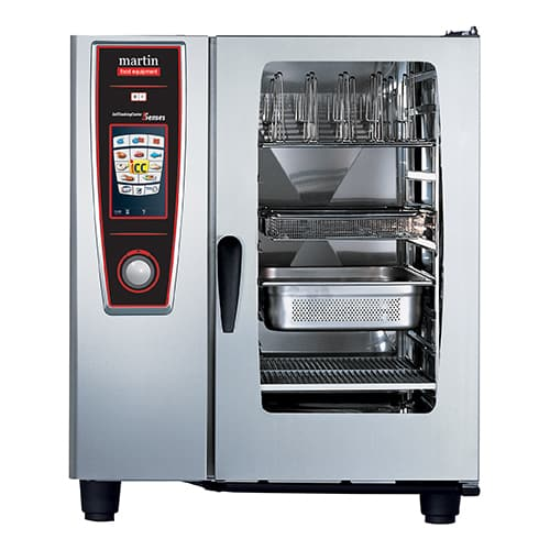 Martin Food Equipment MFE-SCC-5Senses-101-01 Self Cooking Centre®  Range