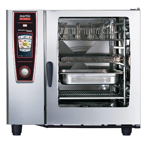 Martin Food Equipment MFE-SCC-5Senses-102-01 Self Cooking Centre®  Range