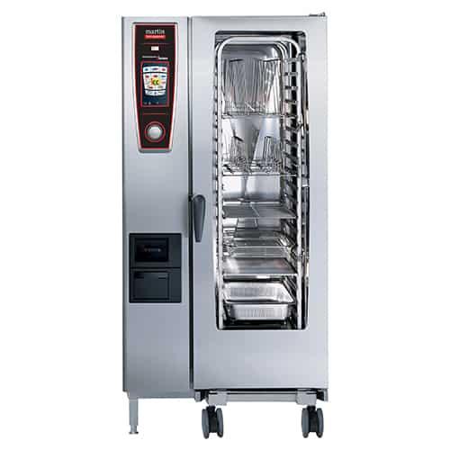 Martin Food Equipment MFE-SCC-5Senses-201-01 Self Cooking Centre®  Range