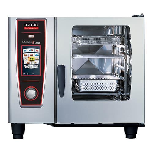 Martin Food Equipment MFE-SCC-5Senses-61-01 Self Cooking Centre®  Range