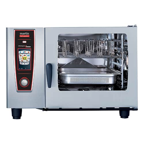 Martin Food Equipment MFE-SCC-5Senses-62-01 Self Cooking Centre®  Range