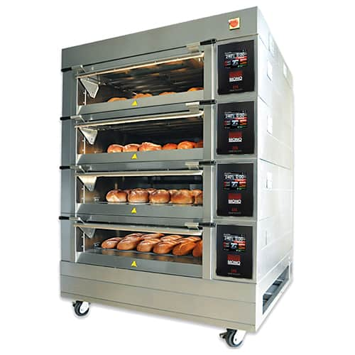 Martin Food Equipment Mono-Harmony-Deck-Oven-01 Mono Harmony Deck Oven