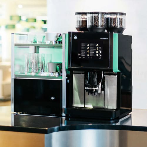 wmf coffee machine 1500 s martin food equipment. Black Bedroom Furniture Sets. Home Design Ideas
