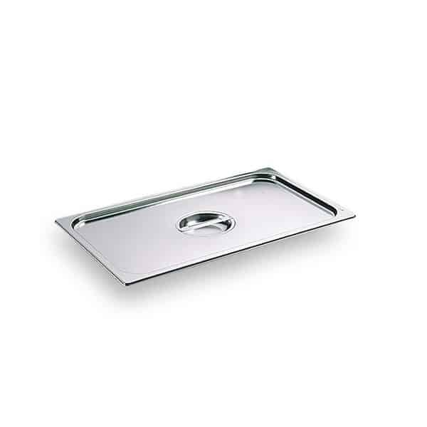 Martin Food Equipment 10260-4 1/1 Stainless Steel Lid for Gastronorm 325 mm x 530 mm