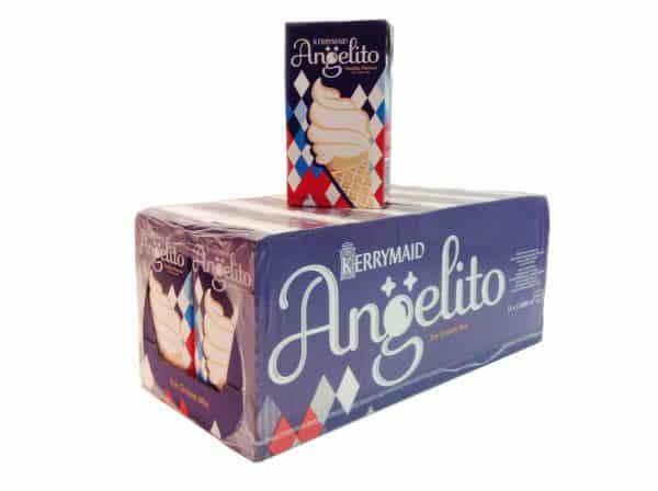 Martin Food Equipment 10372-3 Angelito Ice Cream Mix 12 x 1 Litres