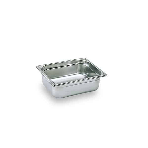Martin Food Equipment 12858-3 1/2 x 55mm deep Stainless steel Gastronorm