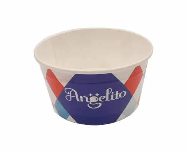Martin Food Equipment 13398-7 Angelito Ice Cream Cups 3-4oz