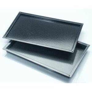 Martin Food Equipment 13450-2-300x300 1/1 size gastronorm x 20mm deep Enamel Tray