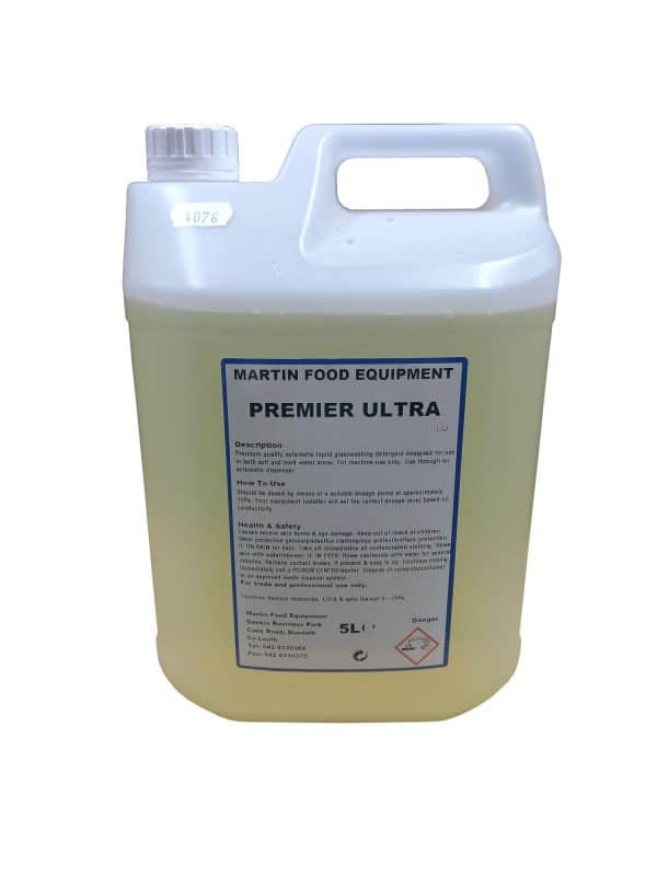 Martin Food Equipment 13556-2 Premier Ultra Washing Detergent