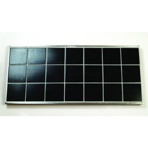 Martin Food Equipment 15025-1-300x300 Primeware 1/1 Hot Black Tile Insert