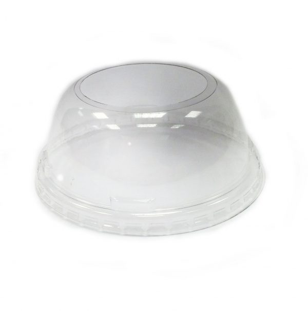 Martin Food Equipment 15067-1 Dome Lids for 12 oz Blizz Cups