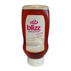 Martin Food Equipment 17393-300x300 Blizz Butterscotch Topping Sauce