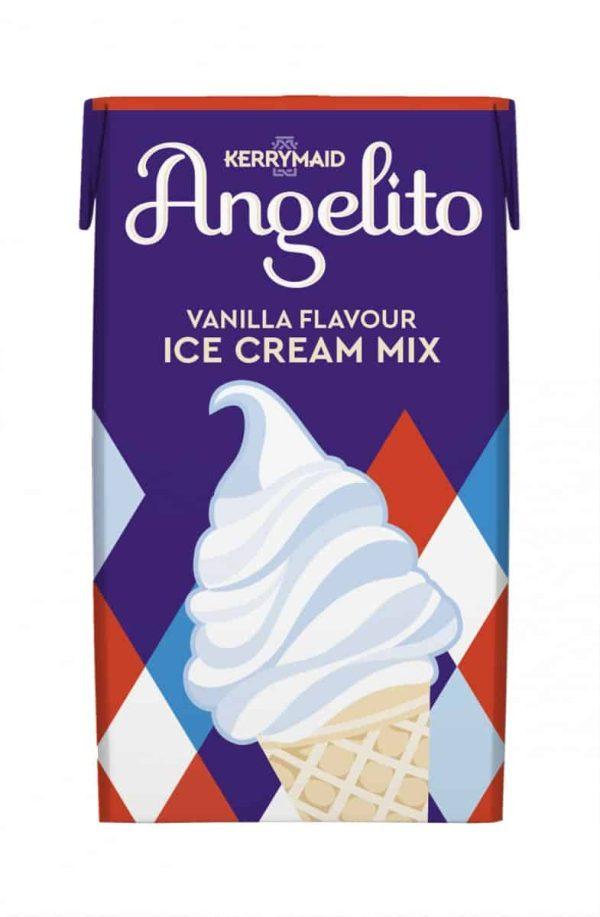 Martin Food Equipment Angelito_Ice_Cream Angelito Ice Cream Mix 12 x 1 Litres