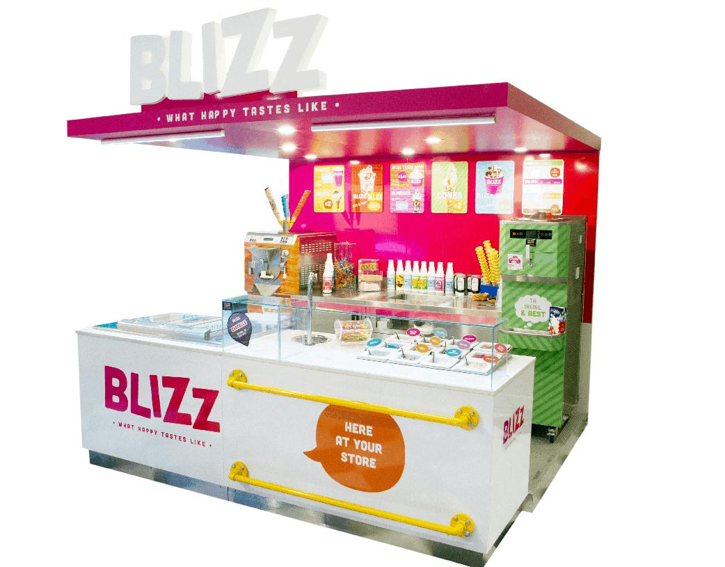 Martin Food Equipment Blizz-2017-Console-1 Ice Cream