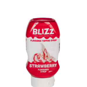 Martin Food Equipment Blizz_Strawberry-removebg-preview-300x300 Blizz Strawberry Topping Sauce