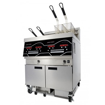 Martin Food Equipment Henny-Penny-Evolution-Fryer QSR