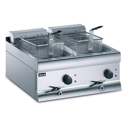 Martin Food Equipment Lincat-DF-612-Open-Fryer-01 Lincat DF 612 Open Fryer