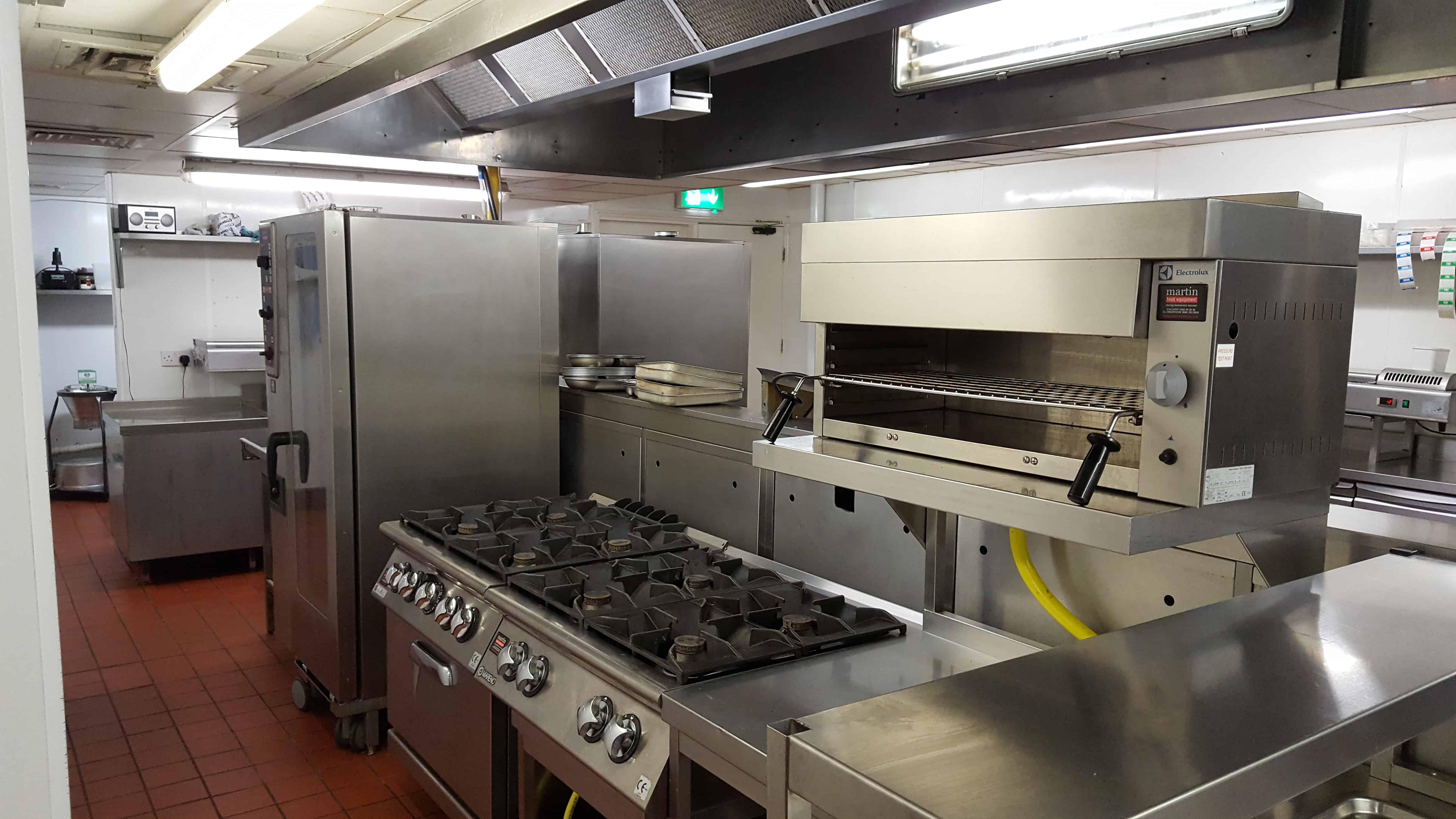 Martin Food Equipment Millpark-Hotel.kitchen Hospitality