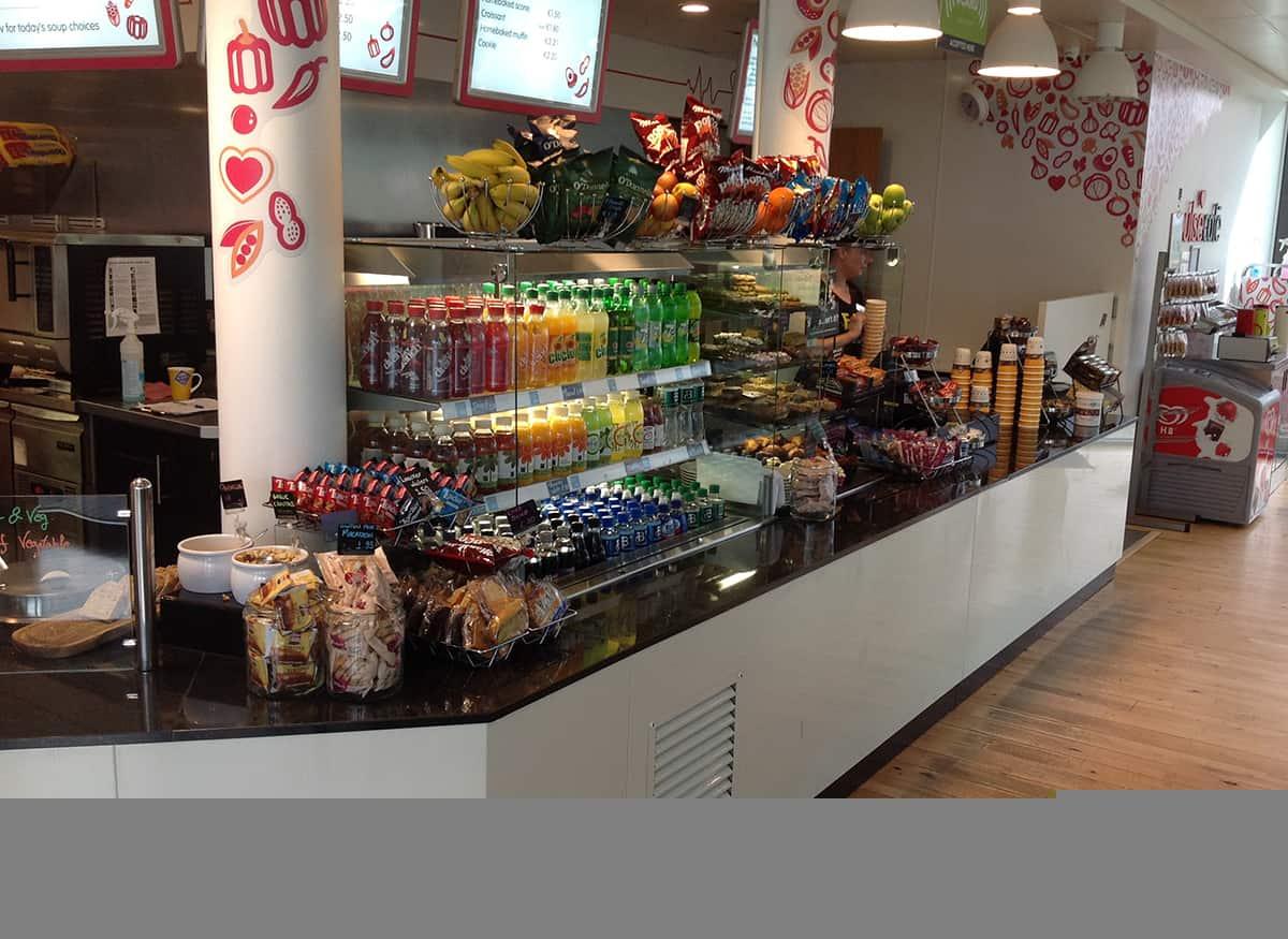 Martin Food Equipment Pulse-Cafe-UCD-Dublin Hospitality