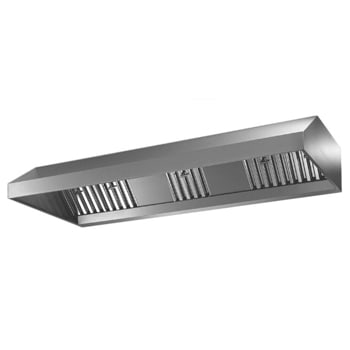 Martin Food Equipment Stainless-Steel-Canopy-1 Hospitality