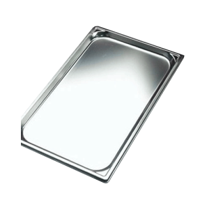 Martin Food Equipment Stainless-steel-flat-tray-300x300 Stainless Steel Flat Tray 1/1 GN x 20mm