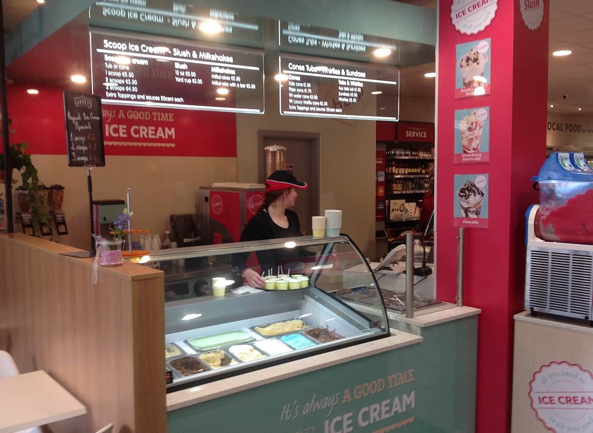 Martin Food Equipment SuperValu-Tralee-1 Ice Cream