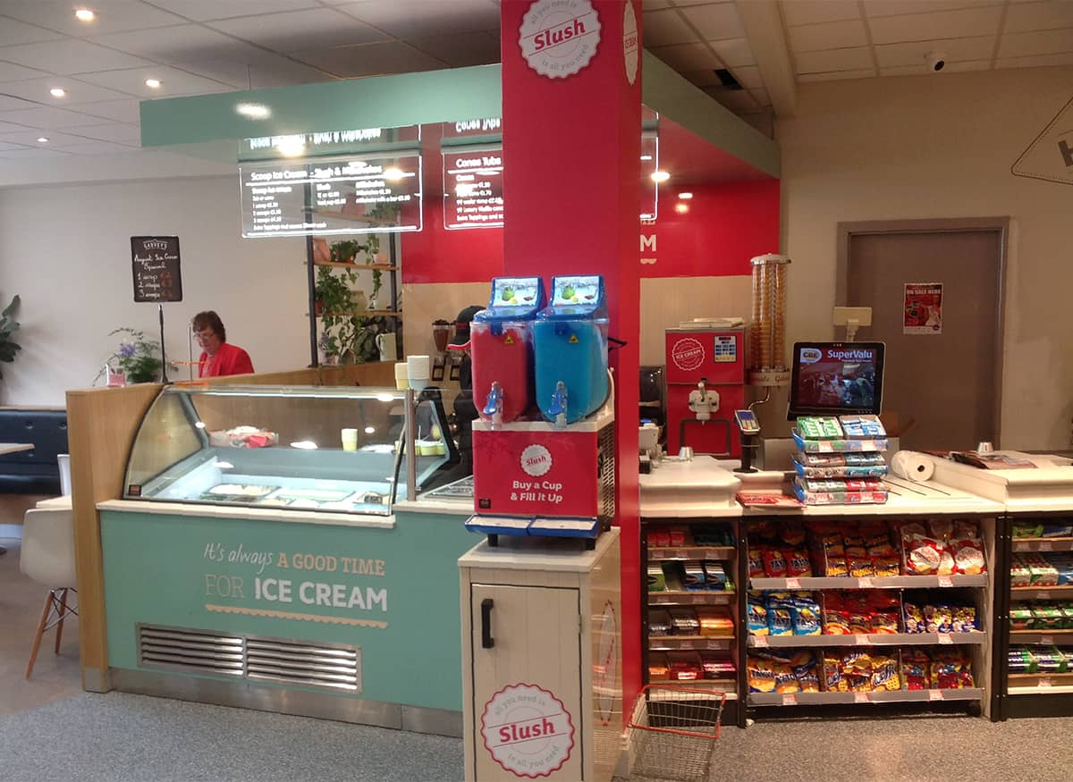 Martin Food Equipment SuperValu-Tralee-2 Ice Cream
