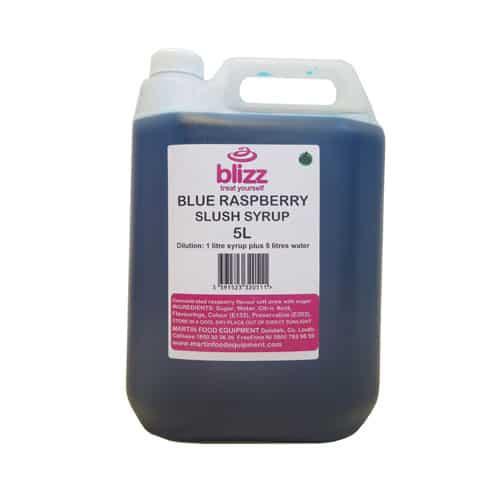 Blizz Blue Raspberry Slush