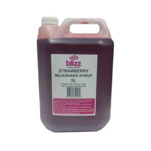 Martin Food Equipment strawberry-milkshake-300x300 Blizz Strawberry Flavour Milkshake Syrup Concentrate
