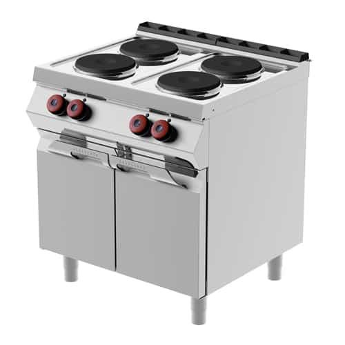 Martin Food Equipment GastroServe-Electric-Range-PE072MA0-01 GastroServe Electric Range PE072MA0