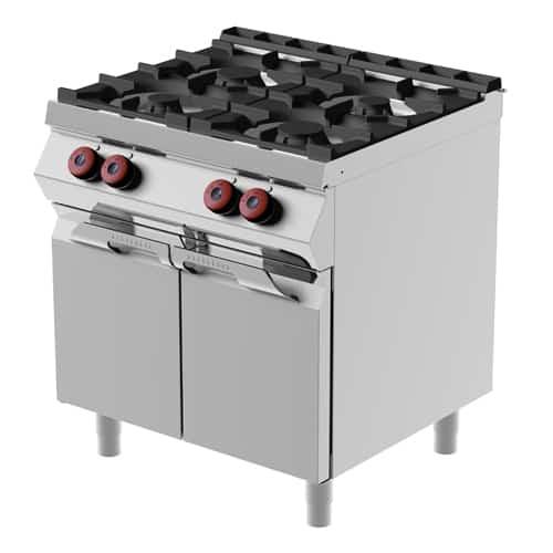 Martin Food Equipment GastroServe-Gas-Range-FA072MA0-01 GastroServe Gas Range FA072MA0