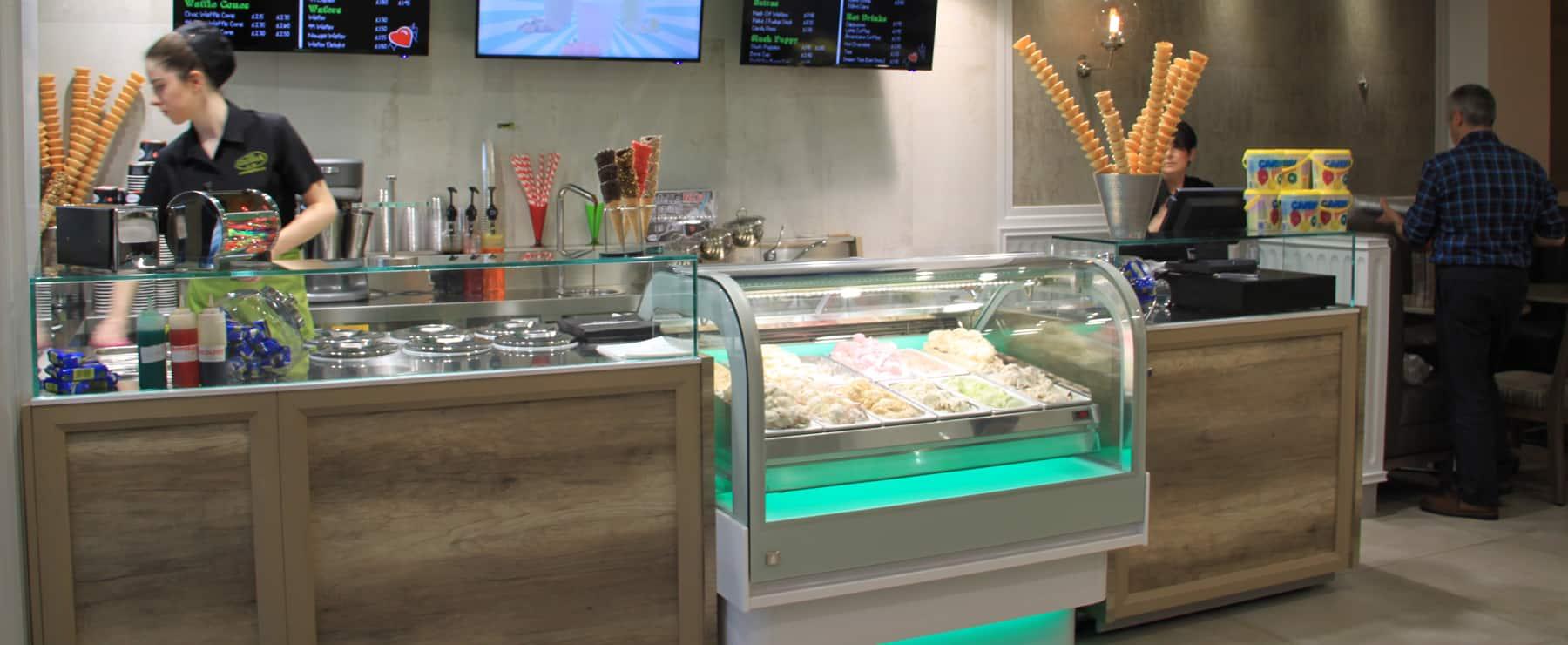 , Ice Cream, Martin Food Equipment