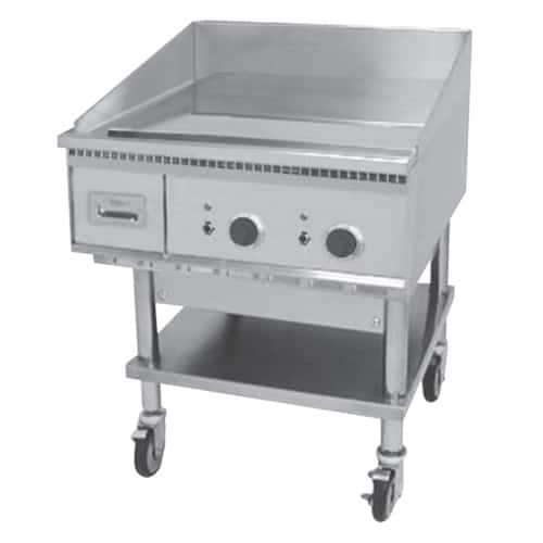Martin Food Equipment Keating-Miraclean-Electric-Griddle-01 Keating Miraclean Electric Griddle