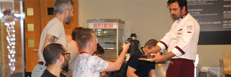 Martin Food Equipment Training-Event-1 Training