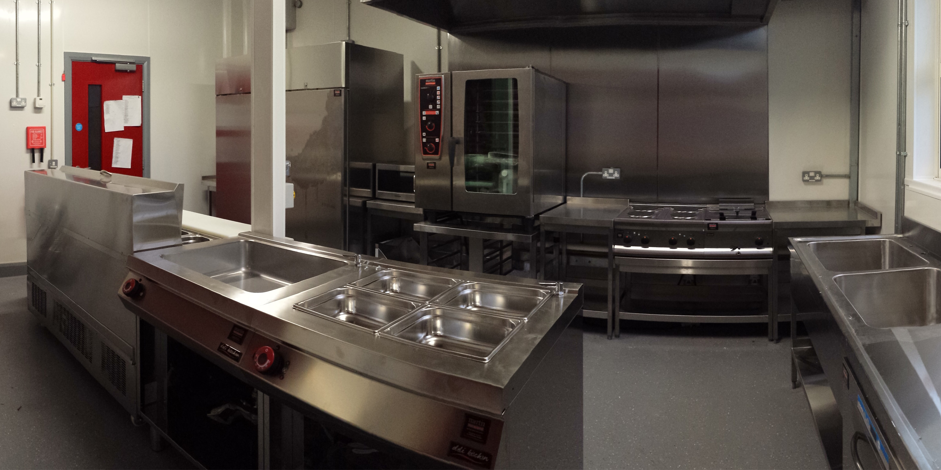 , Hospitality, Martin Food Equipment