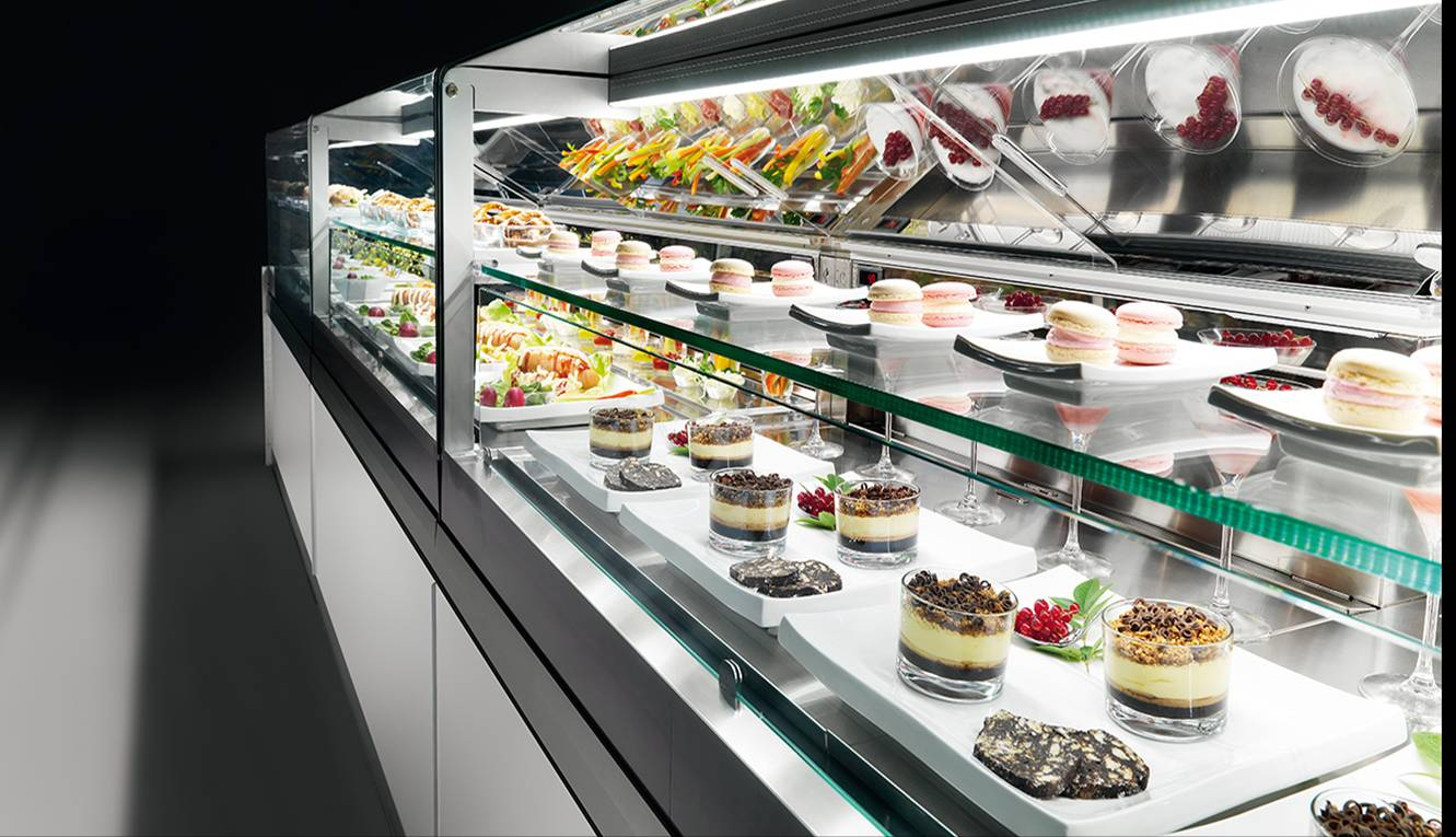 Martin Food Equipment IFI-Cold-glass-Display-unit Hospitality