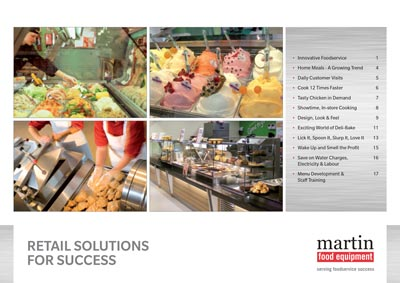 Martin Food Equipment Retail-Solutions-For-Success-1 Downloads